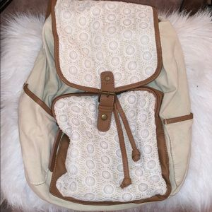 Beautiful Back Pack By Mossimo